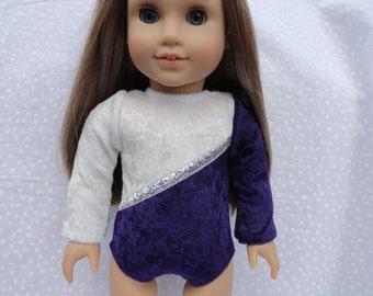 18 Inch Doll-American Girl Leotard