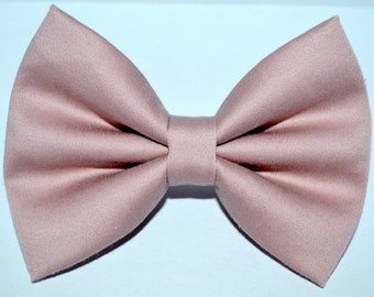 SALE - Pale Pink Hair Bow