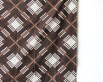 Unique Modern Geometric Shower Curtain