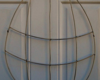 Flat Egg Wire Form