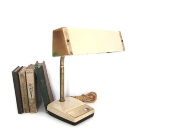 Mid Century Lamp Industrial Desk Light Adjustable Task Lighting