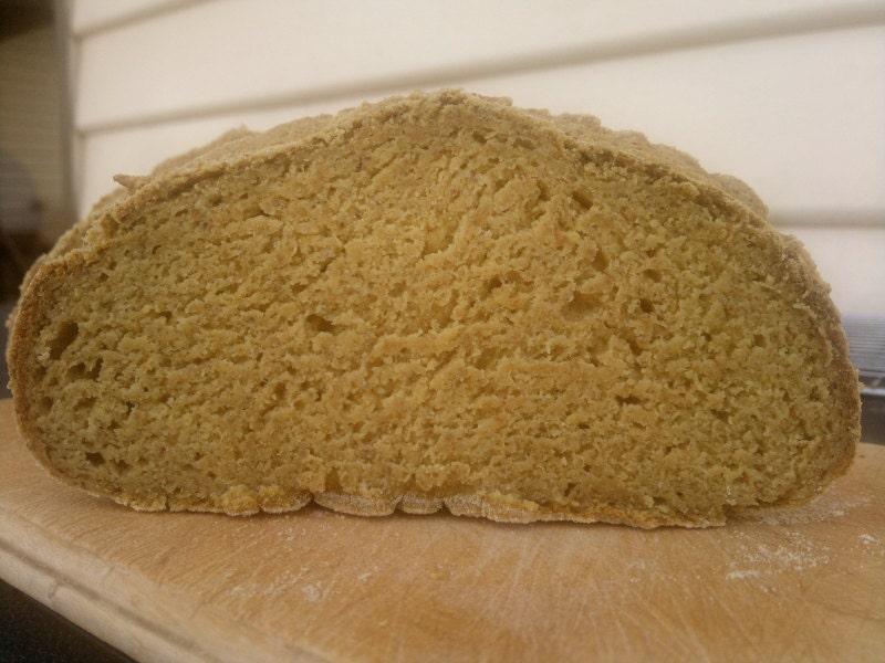 Millet Soda Bread gluten free yeast free dairy free egg