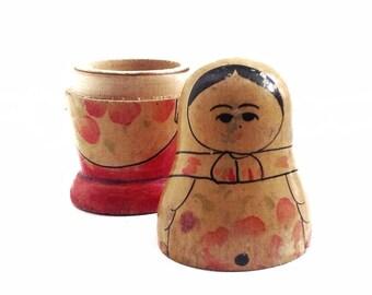 Matroshka doll for home decor, collections.