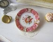 Milton Dollhouse Plate