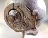 Reserved for SR Antique The Globe Safe Bank
