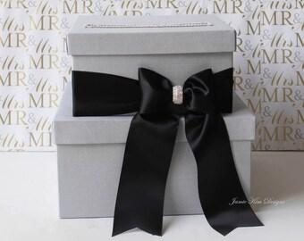 Wedding Card Box Money Box  Card Holder - Custom Made to Order