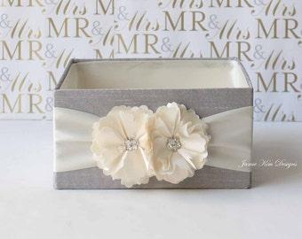 Wedding Open Box/ Program Box - custom made to order