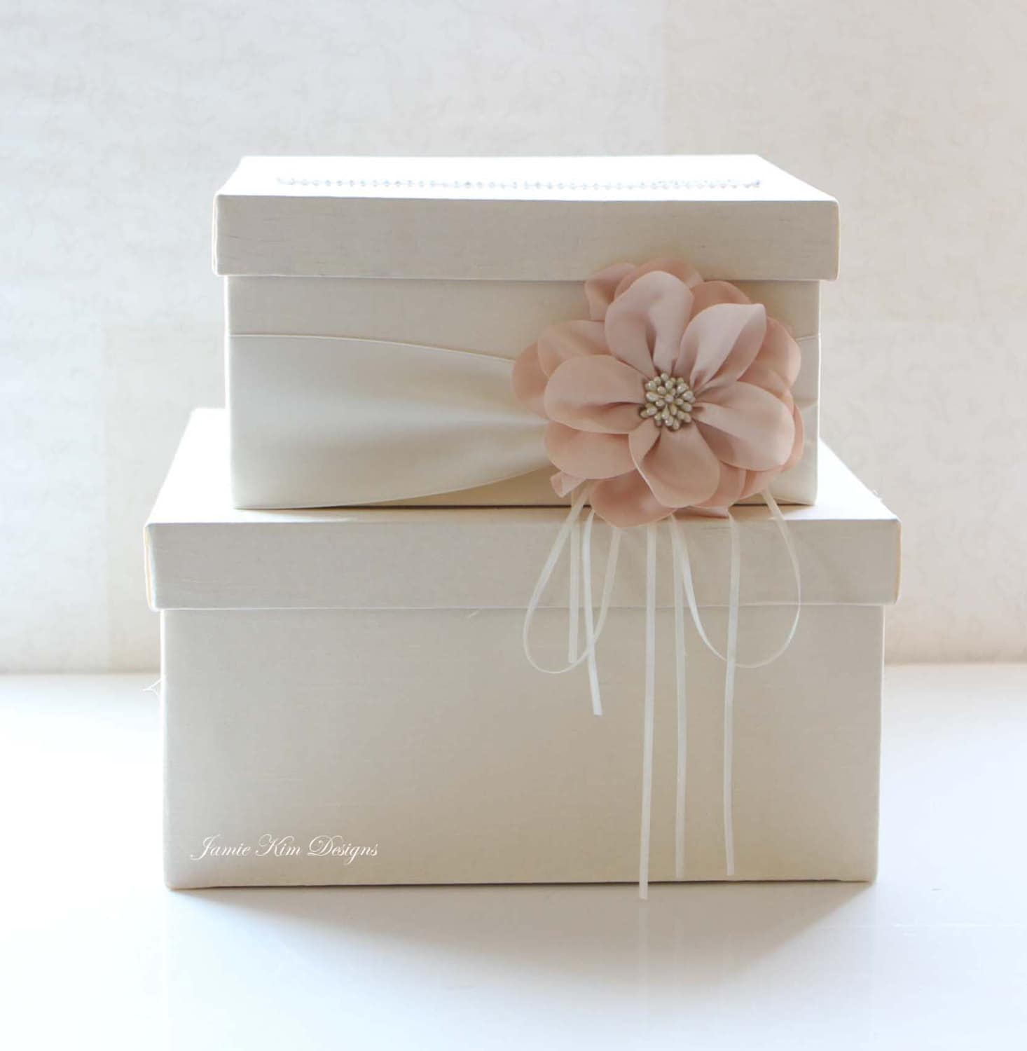 Wedding Gift Vouchers: Wedding Card Box Wedding Money Box Gift Card Box Custom Made