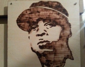 Talib Kweli Wood Burning