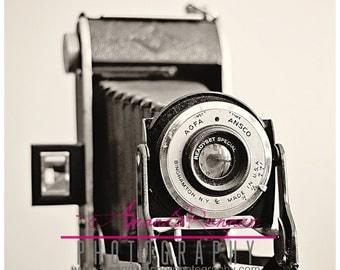 16x24 Wall Print - Agfa Vintage Camera