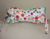 Neck Pillow Great for travel or home Cute Owls and birds