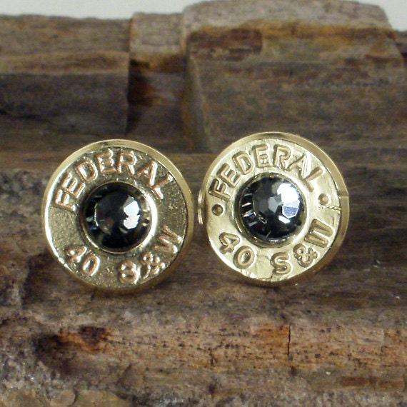 federl 40 s w bullet earrings stud earrings ultra thin