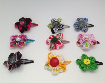 Hair barrettes, Headband, Daisy Accessories