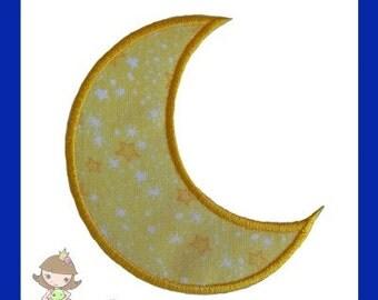 Moon Applique design