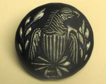 Americana Clay Whistle