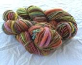 Multicolored Singles Yarn