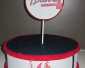Baseball Cake Pop Stand / Cup Cake Stand /Cake Stand