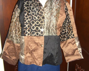 Very nice light weight jacket by LisBeth.