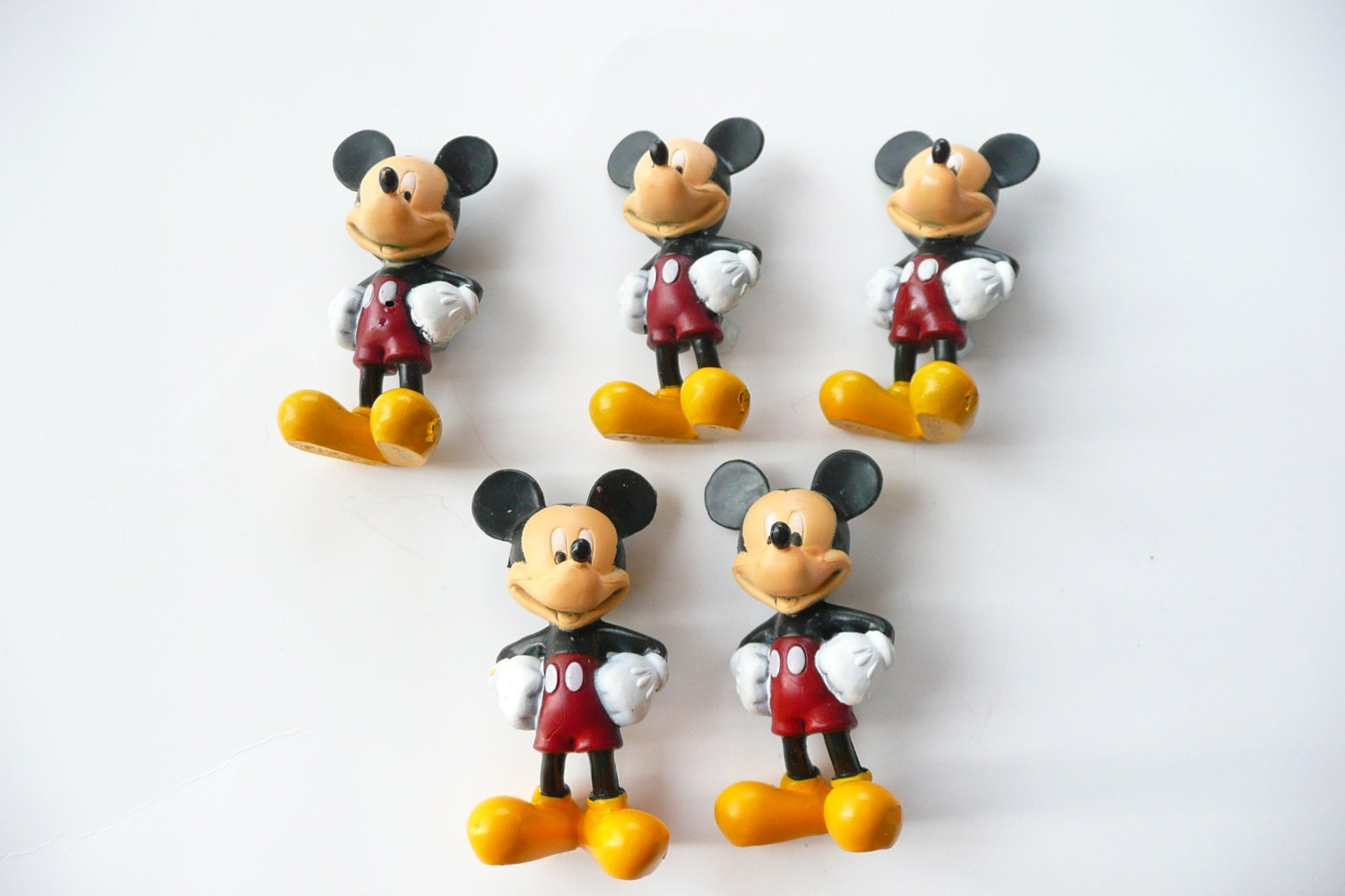 Disney Cabinet Knobs Mickey Set Of Six Quirky Knobs For