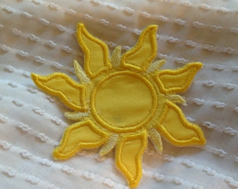 TANGLED  SUN Patch