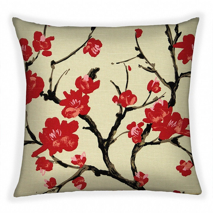 Decorative Pillows Covers 18x18 : Pillow Cover 18x18 Decorative Throw Pillow Cover Braemore