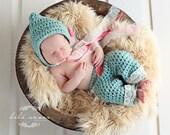 Instant Download - PDF Bella pants set crochet pattern - pants - Bonnet  - photo prop
