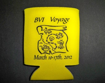 WEDDING FAVOR : Custom  Can holder 6