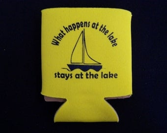 WEDDING FAVOR : Custom  Can Holder 20