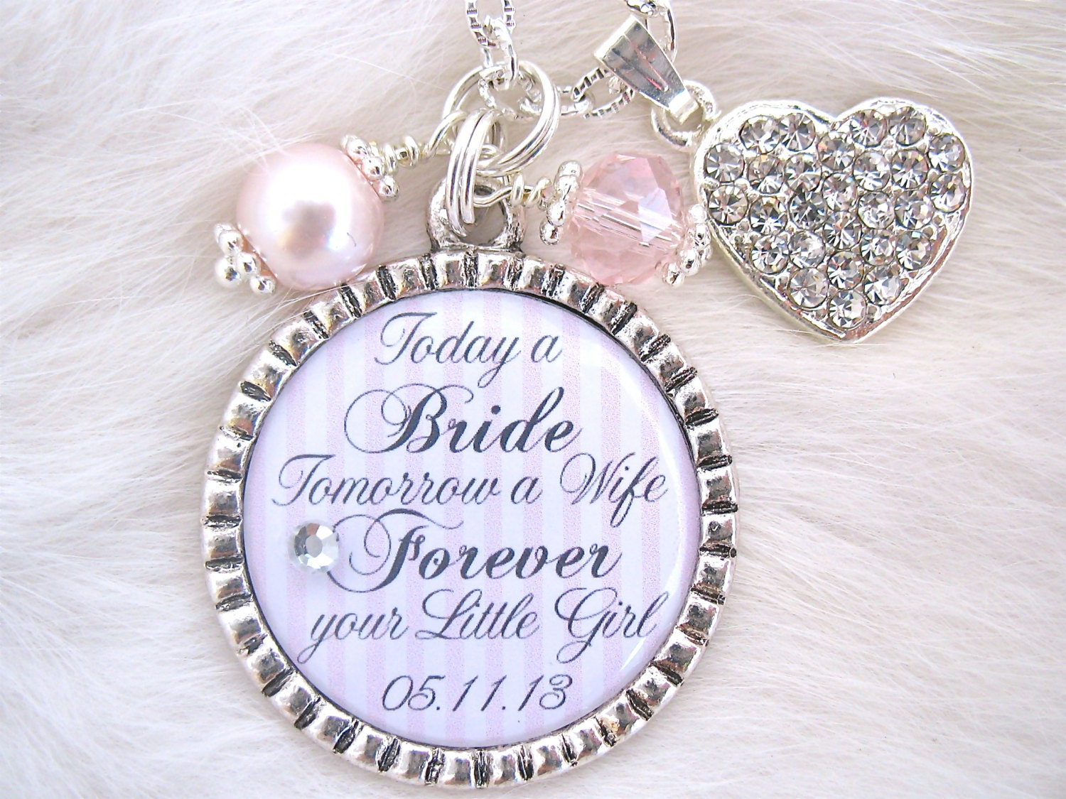 Grooms Gift To Mom: MOTHER Of The BRIDE Gift Mother Of The Groom Today A Bride