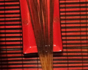 Incense Stick, Strong Stick Incense,  Handmade Incense, Hand Dipped Incense 20 Sticks SaMPLER PaCK 4Sticks/5 Scents