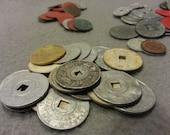 vintage tax tokens