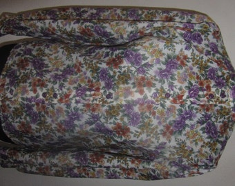 Floral blouse (medium)
