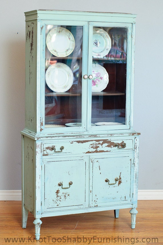 Small China Cabinet Ideas