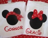 Minnie Mouse/Mickey Mouse