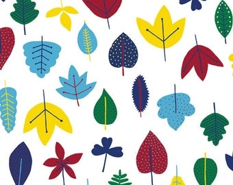 Sale | Cloud9 certified organic cotton fabric - In the Forest - 1/2 Yard