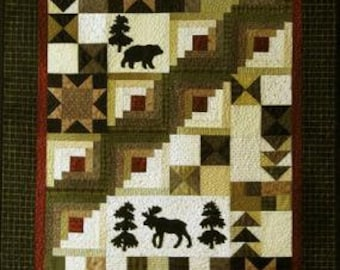 Under the Stars Wall Quilt Pattern