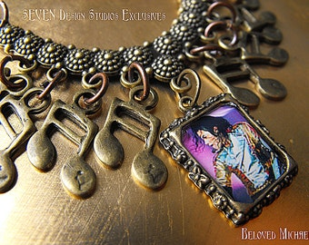 Michael's Muse - One of a Kind Necklace