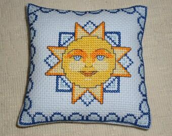 Sunshine Pincushion