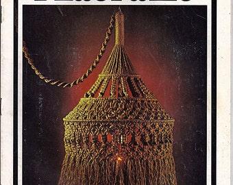 Splendor in  Macrame Pattern Book A Turks Head Book PP-12