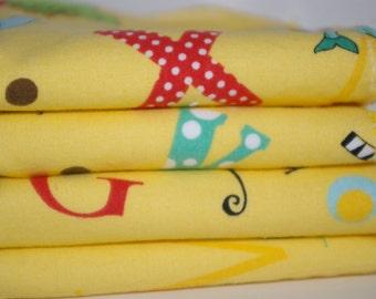 Wash cloth- baby washcloth- boutique style- children's wash cloth- layette- baby girl gift sets- baby boy gifts- gender neutral- bath sets-
