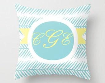 Pillow-Fern Banner 20x20