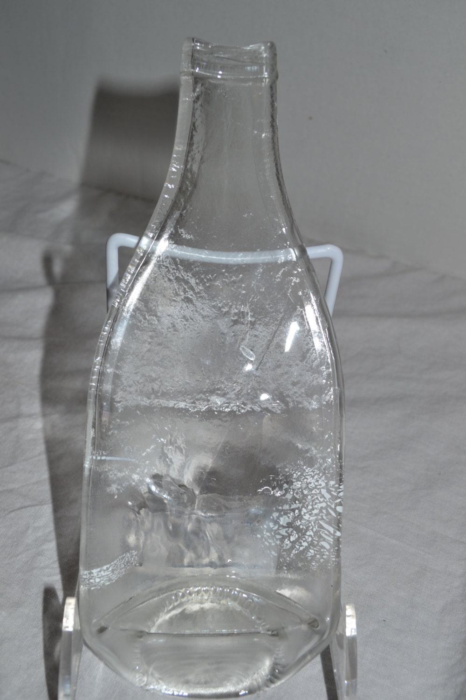 Clear Glass Soda Bottle Spoon Rest Spoonrest