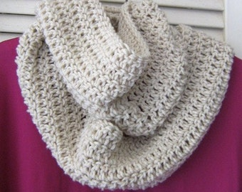 "Infinity scarf  10 colors - 6""x 60"""