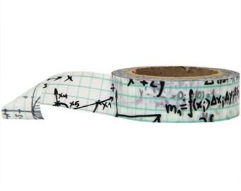 Math Washi Tape