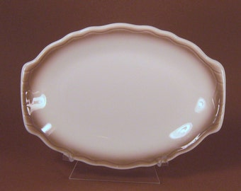 Small Oval Diner Dish, Homer Laughlin