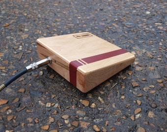 Maple Shoe Box - A Stompbox by Index Drums