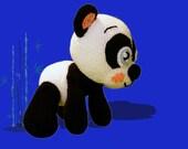 Amigurumi  Panda Bear PDF Pattern Toy