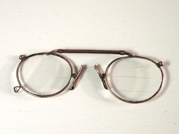 Antique Reading Glasses