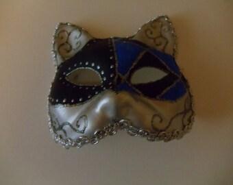 Mysterious Feline Mask