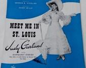 Judy Garland Vintage Sheet Music from 1931